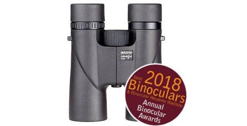 бинокълът Оптикрон Imagic е най-добрият бинокъл за наблюдение на птици за 2018 г.